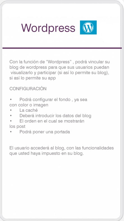 Función wordpress